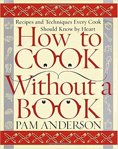 How to cook without a book cookbook